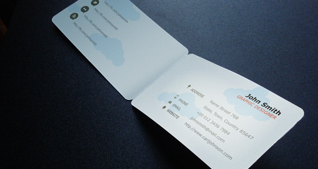 Creative Business Card Vol4 Business Cards Templates