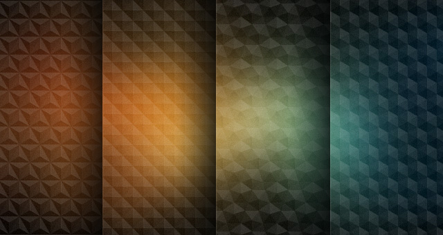 polygon pattern background