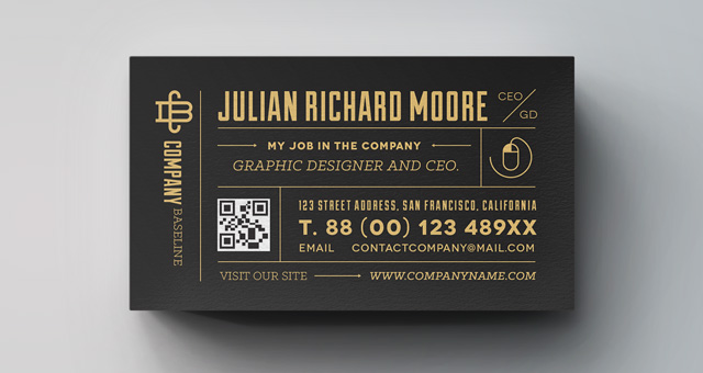 psd corporate business card vol 8