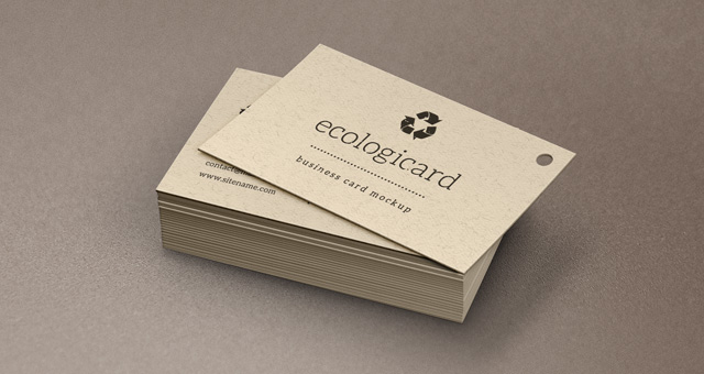 Psd Business Card Mock Up Vol12