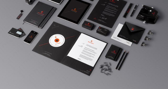 Stationery Branding Mock Up Vol 6 Psd Mock Up Templates