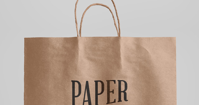 Stand Up Pouch Designs : Psd paper bag mockup mock up templates pixeden