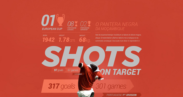 Sports Stats Infographic Pack Vol2 | Vector Objects | Pixeden