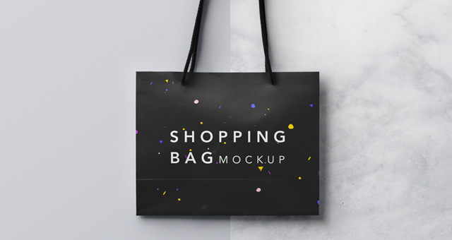Psd Shopping Bag Mockup Psd Mock Up Templates Pixeden