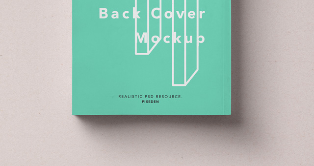 Paperback Psd Book Mockup Vol2 Psd Mock Up Templates