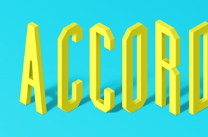Accordion Psd Text Effect