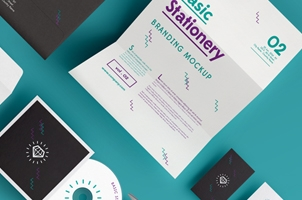 Basic Stationery Branding Vol 2