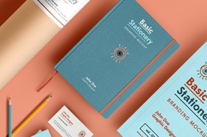Basic Stationery Branding Vol 3
