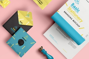 Basic Stationery Branding Vol 5