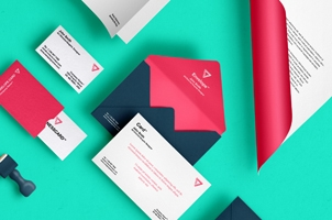 Basic Stationery Branding Vol 7