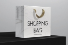 Branding Scene Psd Shopping Bag Mockup