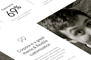 Corpora Corporate Psd Website