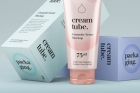 Cosmetic Psd Cream Tube Mockup Vol2