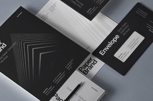 Essential Office Psd Stationery Mockup