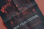 Festival Event Flyer Template