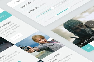 Lucid Psd UI Kit Template