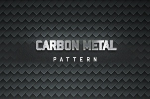 Metal And Carbon Fiber Pattern Background Texture