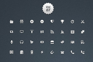 Mini Icons Set Vol7