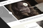Molly Corporate Psd Website