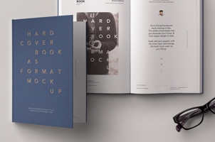 Psd A5 Hardcover Book Vol5