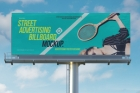 Advertising Psd Billboard Mockup Vol3
