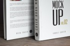 Psd Book Cover Mockup Template 2
