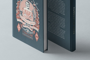 Psd Book Hardcover B6 Vol1