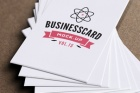 Psd Business Card Mock-Up Vol15