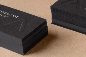 Psd Business Card Mock-Up Vol24