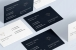 Psd Business Card Mock-Up Vol25