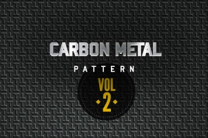 Psd Carbon Fiber Pattern Vol2