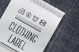 Psd Clothing Label Mockup