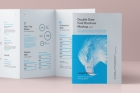 Psd Double Gate Fold Brochure Vol4