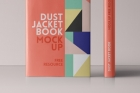 Psd Dust Jacket Book Mockup Vol4