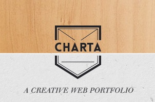 Charta Creative Portfolio Design