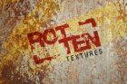 5 Rotten Rusty Textures Pack 1