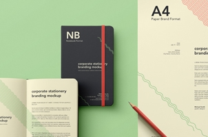 Simple Stationery Branding Vol5