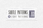 Subtle Light Tile Pattern Vol3