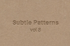 Subtle Tile Patterns Vol8