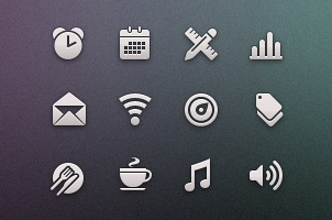 Tab Bar Icons iOS vol2