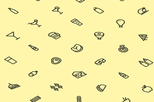 The Icons Set :: Food