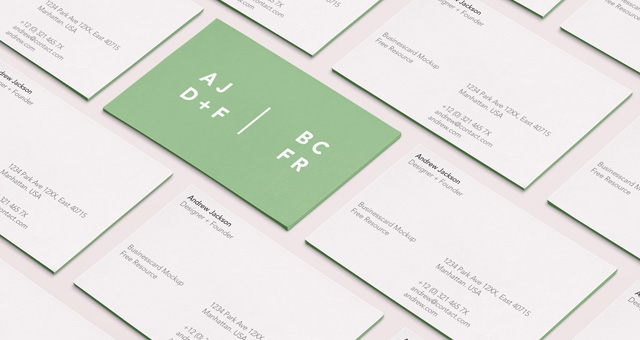 Psd Business Card Mock Up Vol37 Psd Mock Up Templates Pixeden