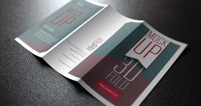 Photoshop Mockup Template Yelommyphonecompanyco - Tri fold brochure template psd