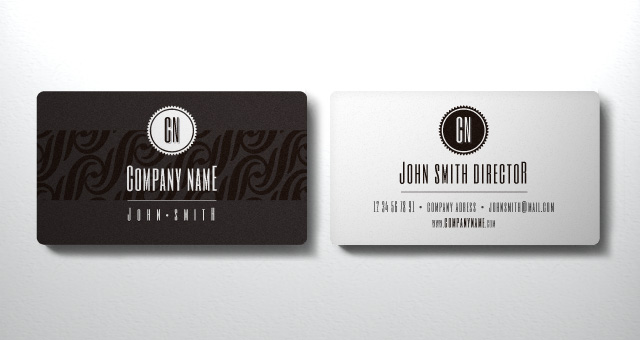elegant business card vol1