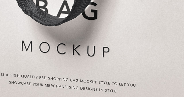 psd shopping bag mockup vol3 psd mock up templates pixeden