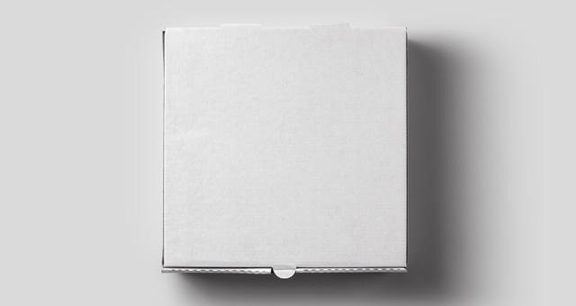 Psd Pizza Box Mockup Packaging Psd Mock Up Templates