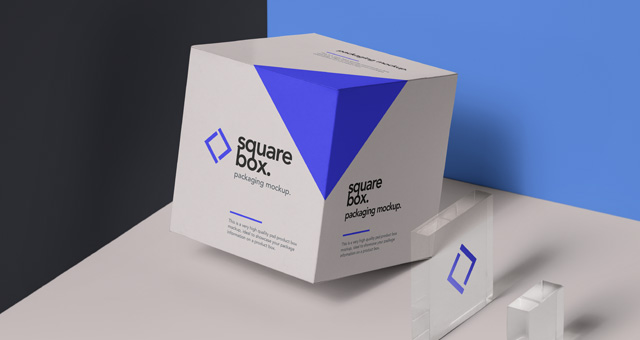square psd box packaging mockup psd mock up templates pixeden