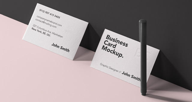 Psd business card brand mockup vol7 psd mock up templates pixeden psd business card brand mockup vol7 colourmoves