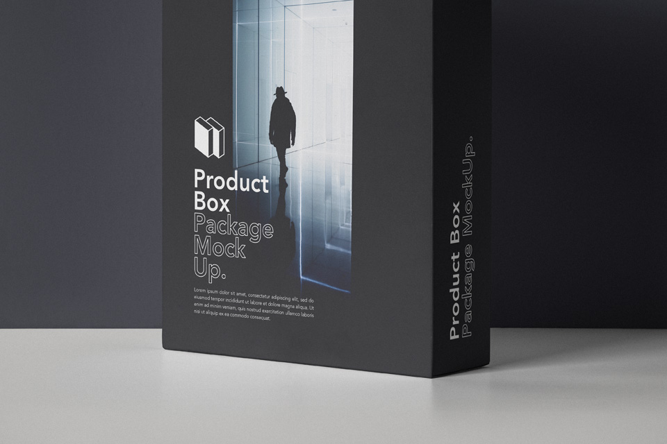 Psd Product Box Package Mockup 3 Psd Mock Up Templates Pixeden