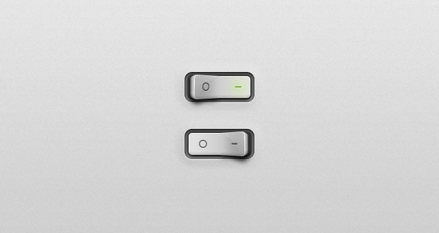Switch Buttons Psd Mobile Apps Pixeden